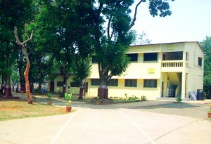 Building of ITLab, ChemLab & Canteen